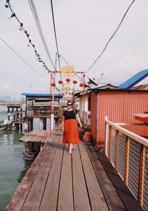 What To Do & Where To Stay in George Town, Penang
