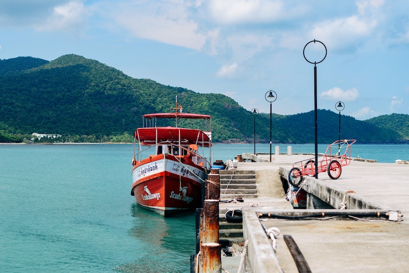 Where to go in Thailand - Ko Chang